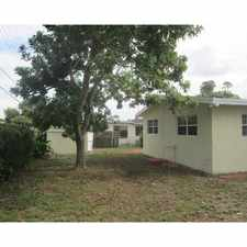 Rental info for 3031 SW 5th Ct Fort Lauderdale in the Melrose Manors area