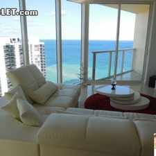 Rental info for $5500 2 bedroom Apartment in North Miami Beach in the Sunny Isles Beach area