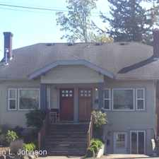 Rental info for 6626 NE Sandy Blvd in the Madison South area