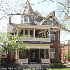 Rental info for 1045 Neil Ave in the Columbus area