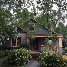 Rental info for 2113 Early Ave