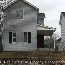 Rental info for 1319 Fairmount Ave in the Middletown area
