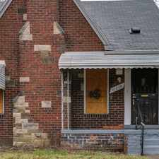 Rental info for 11208 Courville Street