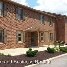 Rental info for 303 Half Street Unit 2 in the Martinsburg area