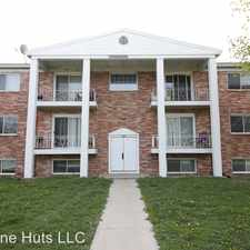 Rental info for 1605-1615 Sunset Street #1-12 in the Cedar Falls area