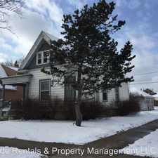 Rental info for 5277 N 38th St - lower in the Old North Milwaukee area