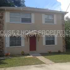 Rental info for Single Family Home - 4 Bedroom in the North Tampa area
