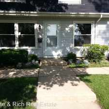 Rental info for 1800 Marquette Lane