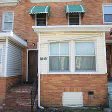 Rental info for 5105 Belair Road - A in the Frankford area