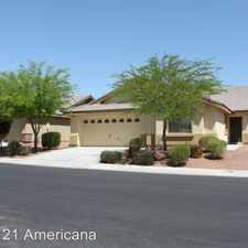 Rental info for 3016 Prairie Princess Ave in the North Las Vegas area