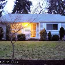 Rental info for 18421 3rd Ave S
