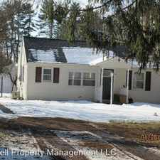 Rental info for 8 Peck Avenue in the Saratoga Springs area