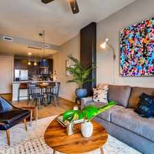 Rental info for $4500 1 bedroom Apartment in Central Austin Downtown in the Austin area