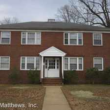 Rental info for 1945 Wakefield Avenue # Unit 4 in the Petersburg area