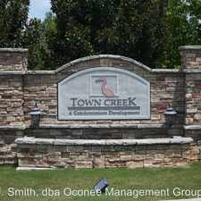 Rental info for 3309 Town Creek Circle