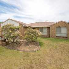 Rental info for NEW PAINT & CARPET - 3 BED BOONDALL FAMILY HOME in the Boondall area