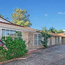Rental info for Quiet, Convenient and Comfortable in the Bellbird Park area