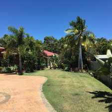 Rental info for WELLINGTON POINT - POOL PRIVATE TROPICAL SETTING in the Brisbane area