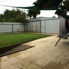 Rental info for Well Maintained Three Bedroom Home in the Mount Barker area
