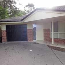 Rental info for GATED COMMUNITY - VERY PRIVATE in the Cessnock area