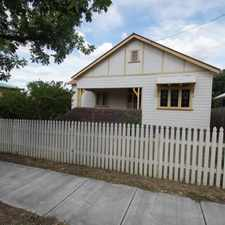Rental info for Character Home in the Armidale area