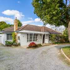 Rental info for AFFORDABLE 4 BEDROOMS WITHIN MOUNT WAVERLEY SCHOOL ZONE