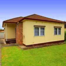 Rental info for 3 Bedroom Home