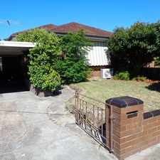Rental info for GREENERY SURROUNDS YOU! in the Melbourne area