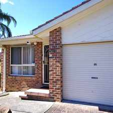 Rental info for Delightful Taree West Unit in the Taree area
