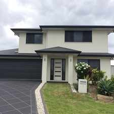Rental info for Come Home to an Address That Says Success in the Brisbane area