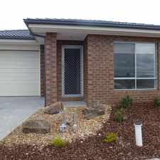 Rental info for Stylish four bedroom home in the Melbourne area