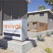 Rental info for Revival on Indian School
