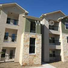 Rental info for Tuscany and Hwy 290 in the Austin area
