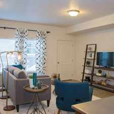 Rental info for Rockledge at Quarry Bend Apartments in the Midvale area