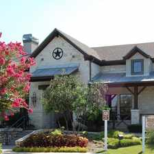 Rental info for White Rock Apartment Homes in the San Antonio area