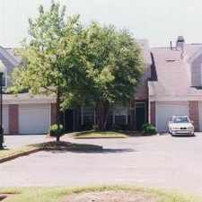 Rental info for 7865 Grove Ct W in the Memphis area