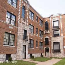 Rental info for 5345-49 Cabanne Ave in the West End area