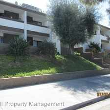 Rental info for 5300 Canyon Crest Dr.