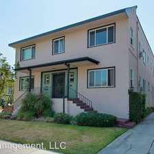 Rental info for 211 S El Molino Ave