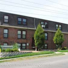 Rental info for 1735 W 19th St