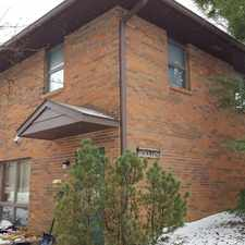 Rental info for 203 E. 14th Street in the Bloomington area