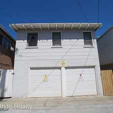 Rental info for 116.5 36th St