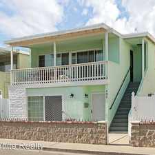Rental info for 121 33rd St A