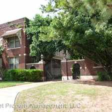Rental info for 1896 Peabody Apt #17 in the Memphis area