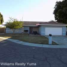 Rental info for 1229 S. 40th Dr.