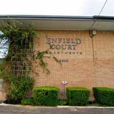 Rental info for Enfield Court Apartments in the West Austin area