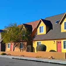 Rental info for Sahuaro Point Villas-Student Housing