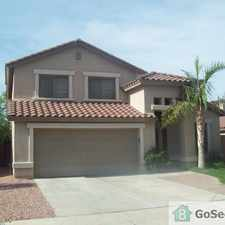 Rental info for 3 bedrooms and 2.5 bathrooms in the Glendale area
