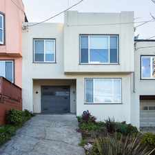 Rental info for 1538 Diamond St in the Diamond Heights area