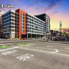 Rental info for $16500 1 bedroom Apartment in Shoreline in the International District area